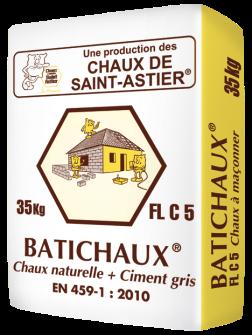 Chaux formulée Saint Astier Batichaux